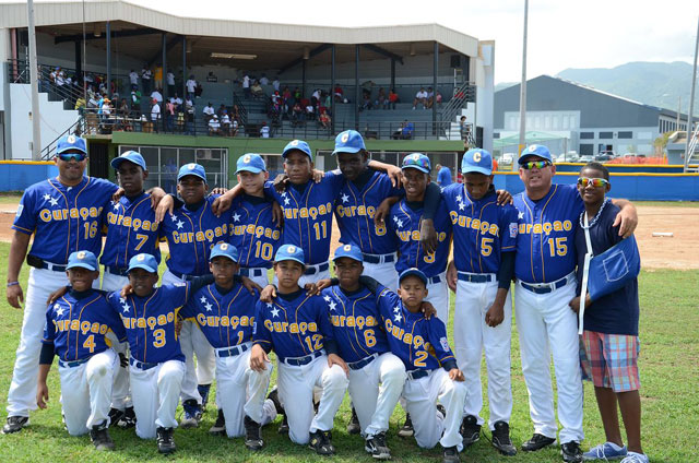 CURAÇAO TEAM GOING FOR GOLD IN LITTLE LEAGUE BASEBALL WORLD
