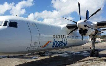 Important Information for our guests with InselAir flight tickets