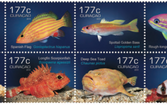 New Emblematic Stamps for Curacao
