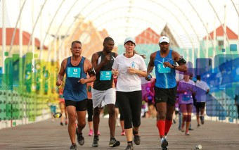 "KLM Curacao Marathon 2015  ""Your Best Time Ever"""