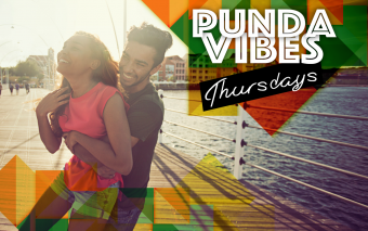 Now Punda Vibes is a must in Curacao