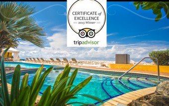 The Royal Sea Aquarium Resort Awarded 2015 TripAdvisor Certificate Of Excellence